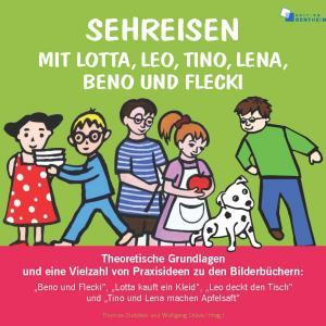 Lotta, Leo,  Tino, Lena, Beno und Flecki